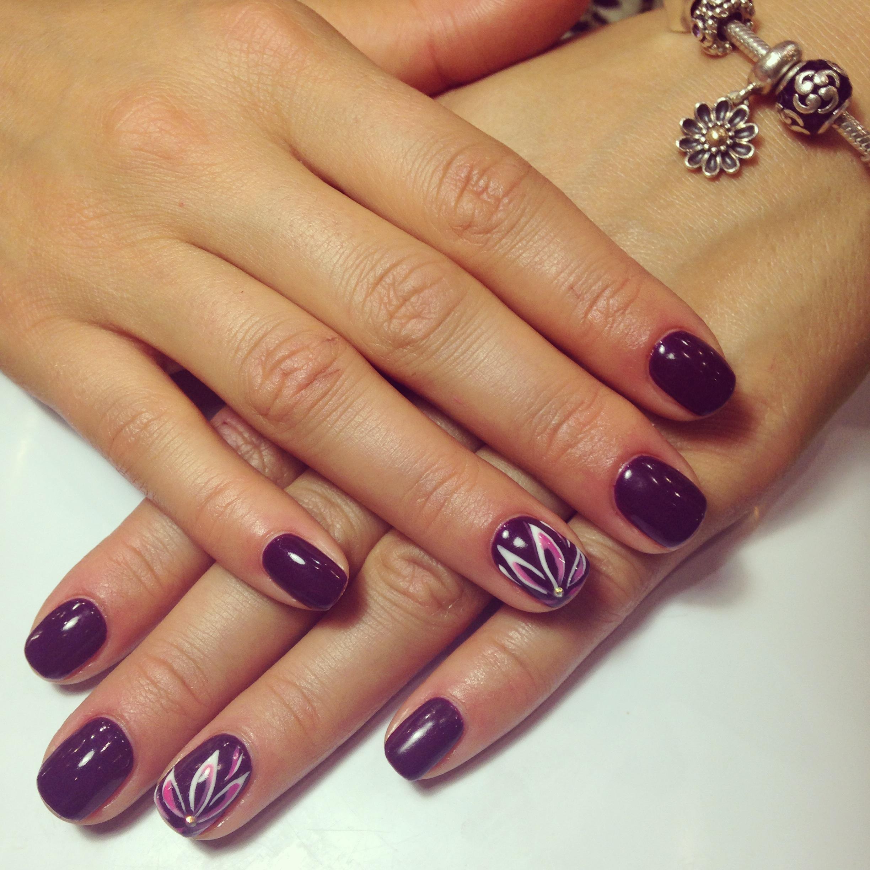 Дизайн ногтей шеллак фото цена